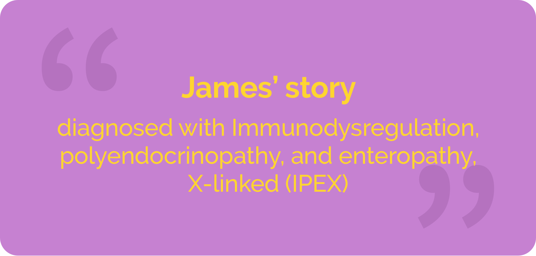 The cover of 'Story of a man diagnosed with Immunodysregulation, polyendocrinopathy, and enteropathy, X-linked (IPEX)'